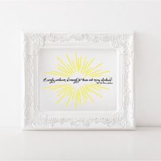 A single sunbeam is enough to drive out many shadows - saint francis of assisi catholic printable by brickhouseinthecity