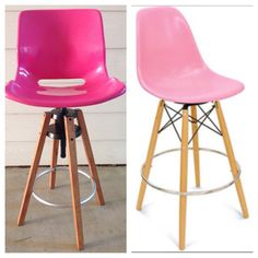 ikea hack stool base office chair seat total for a swivel bar - Ikea Bar Stools