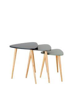 Orla Retro Nest of Tables | very.co.uk