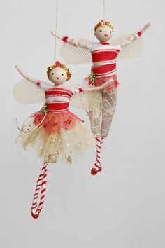 Candy Cane Fairies