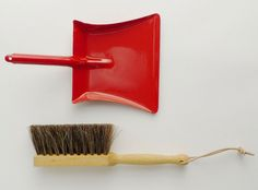 Bring back child labour with this miniature dustpan and brush. Adults will enjoy using it too for sweeping crumbs off the table.