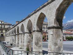 Sulmona - Acquedotto medievale