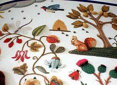 Jane Nicholass Stumpwork and Embroidery