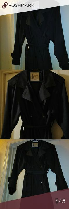 Vintage London Fog Trench coat Vintage London Fog Trench coat London Fog Jackets & Coats