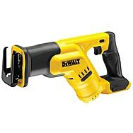 Dewalt Li-Ion XR Cordless Reciprocating Saw, 18 V, Yellow/Black Cordless Power Tools, Cordless Reciprocating Saw, Dewalt Tools, Drill Driver, Yellow Black, Compact, Clam, Naked