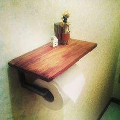 トイレをもっとステキ空間にしよう♡真似したいトイレのインテリア集 - NAVER まとめ