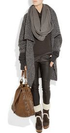 DKNY love this layered look