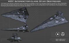 KDY Interdictor-class Star Destroyer ortho [New] by unusualsuspex.deviantart.com on @DeviantArt