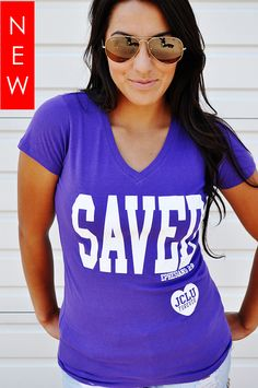 Saved Christian T-Shirt