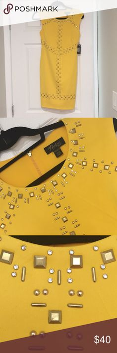 Brand New Yellow dress Brand new never worn Dresses Mini