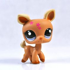 Littlest Pet Shop Collection Child Girl Figure Cute Toy Loose Rare LPS549