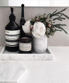 Home Accessories – Heilbad Vignette - RaumDekoration Diy Bathroom, Laundry In Bathroom, Bathroom Styling, Bathroom Interior, Bathroom Ideas, Bathroom Black, Modern Bathroom Decor, Remodel Bathroom, Design Bathroom