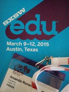 Questions and Impressions: SXSWedu 2015