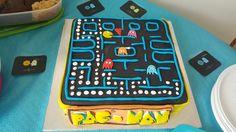 PacSman cake