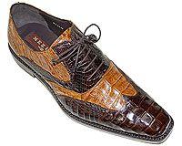 Mezlan # 13762 at AlligatorWorld.com - Exotic Skin Shoes