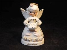 VTG Mid-Century NAPCO June Wedding Angel #1366 EXCELLENT / $24