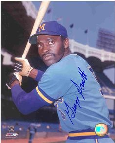 First baseman George Scott, aka The Boomer. One of the more colorful players on the Brewer teams of the mid 1970s. (george scott milwaukee brewers - Google Search)