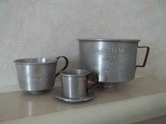 Dachbodenfund-Speicherfund-Alte-Melitta-Filter-Kaffeefilter-Aluminium