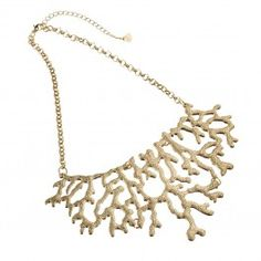 An amazingly unique necklace that would make the perfect statement piece for this season!