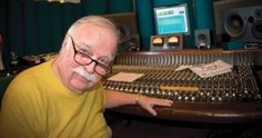 Recording Engineer Bruce Swedien records tribute to Michael Jackson