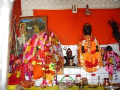 Baba Kamlahiya and Baba Balaknath arrived on the Dev Bhoomi of Himachal Pradesh from   dharampur sarkaghat -Sandhole
