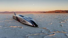 The Buckeye Bullet electric land speed car is back! The third iteration of the of this land speed demon aims to top 430 mph.- Road  Track