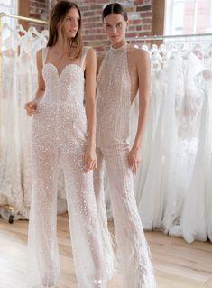 Bridal Jumpsuit, Lee Grebenau 2020