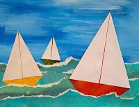 Art with Ms. Gram: Seascapes (4th)