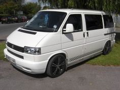 VW T4 Transporter     RS fabrications