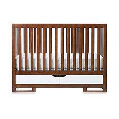Karla Dubois® Oslo 2-tone Crib White/coco