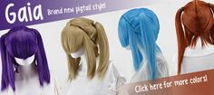 Epic Cosplay Wigs - USA Wig Store for cosplay, anime, and lolita wigs.