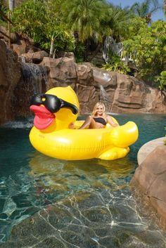 Lovebirds Giant Flamingo Pool Float Easter Bunny X Giant
