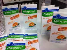 Mein Magnesium-Diasporal 400 EXTRA direkt Test:
