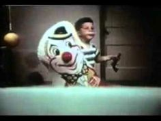 Original footage of Bandura's Bobo doll experiment with his voice over. How did I not know about this before?