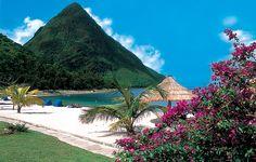 St Lucia,Caribbean Islands