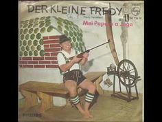 Mei Papa is a Jaga - DER KLEINE FREDY - YouTube Baseball Cards, Youtube, Time Travel, Youtubers
