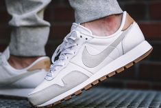 "Nike Air Pegasus 83 Premium ""Summit White & Vachetta Tan"""