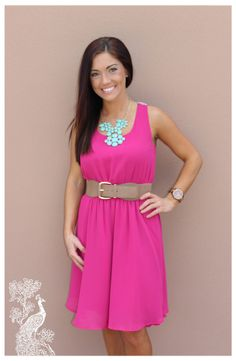 Ruffled Feathers Boutique - New Summer Love Dress, $16.00 (http://www.ruffledfeathersboutique.com/new-summer-love-dress/)