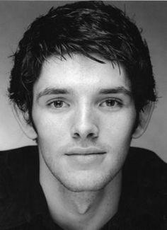 Colin Morgan from Merlin