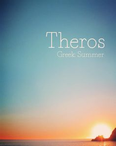 Theros, an old Greek name meaning #Summer ☀️ Theros is also the name of a an expansion to popular card game, Magic. #definingnames #babynames #boysnames #names #namesuggestions #baby #pregnancy #greek...