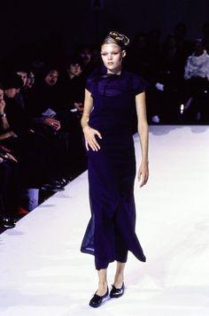 Comme des Garçons Spring 1997 Ready-to-Wear Fashion Show - Diana Gärtner