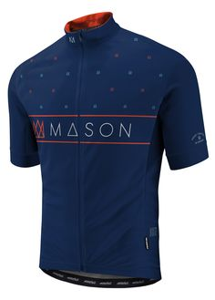 Mason X Morvelo Format Jersey | MΔSON | Make • Progress
