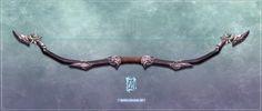 Kaldorei Bow Concept - I by Aikurisu.deviantart.com on @DeviantArt