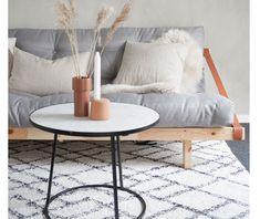 Jump-futonsohva, mänty/pellava   Vepsäläinen Sofa, Couch, Daybed, Eames, Love Seat, Table, Furniture, Design, Home Decor