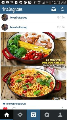 Sounds good. .... and easy to make!