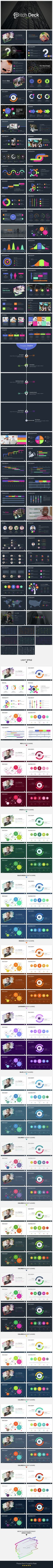 Creative Pitch Deck PowerPoint Template #College #Clean #Agency • Only available here! → https://graphicriver.net/item/creative-pitch-deck-powerpoint-template/14757455?ref=pxcr