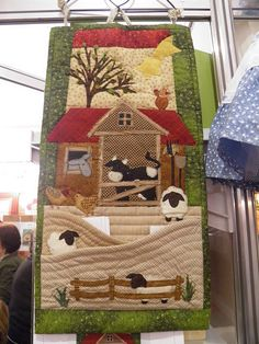 1º Quilt & Craft Show by KOISAS DA DINA, via Flickr