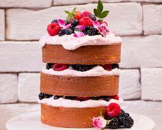 Naked Cake: 12 receitas irresistíveis para sua festa