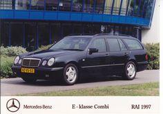 Mercedes-Benz E-Class Combi (Dutch, RAI 1997)