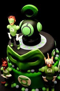 Astonishing 19 Best Green Lantern Party Images Green Lantern Party Party Funny Birthday Cards Online Amentibdeldamsfinfo